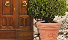 Tuscany pitchers